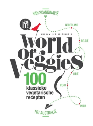 World of veggies - Mirjam Leslie-Pringle