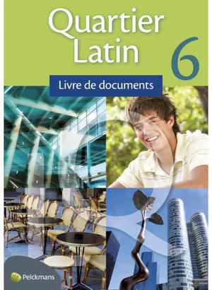 Quartier Latin 6 / Livre de documents - Unknown