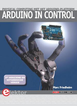 Arduino in control - Marc Friedheim