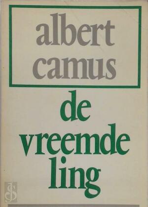 De Vreemdeling Albert Camus Adriaan Morriën Isbn