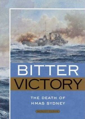 Bitter Victory - Wesley Olson