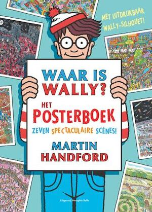 Wally Posterboek - Martin Handford