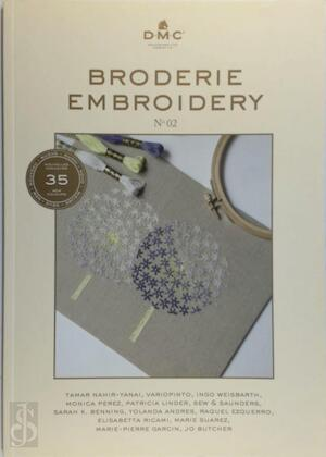 Broderie embroderie no. 02 - N/a