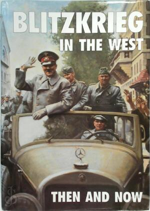Blitzkrieg in the West - Jean-Paul Pallud