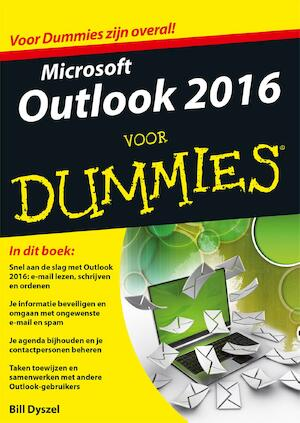 Microsoft Outlook 2016 voor Dummies - Bill Dyszel