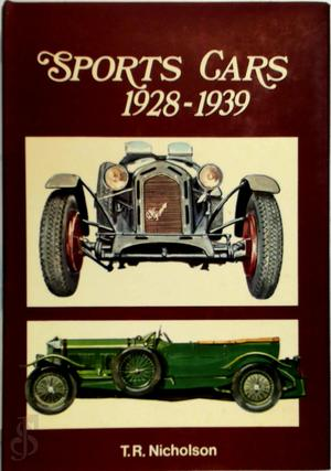 Sports Cars 1928-1939 - T. R. Nicholson