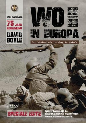 WO II in Europa + 1 DVD - David Boyle