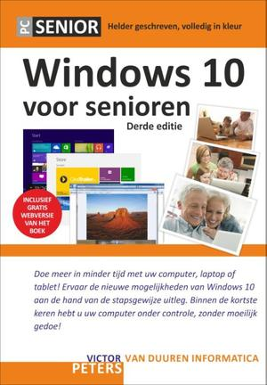 Windows 10 voor senioren - Victor Peters