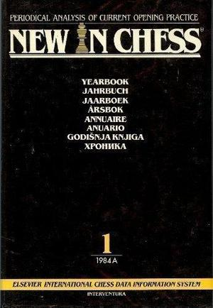 New in Chess Yearbook 1 1984 A -