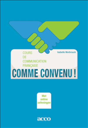 Comme convenu ! - Isabelle Werbrouck