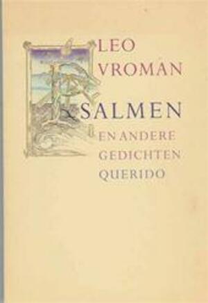 Psalmen En Andere Gedichten De Slegte