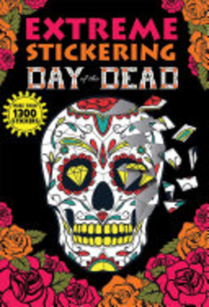 Extreme Stickering Day of the Dead - Any Puzzle Media