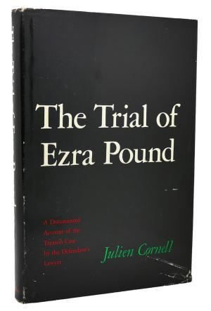 The Trial of Ezra Pound - Julien D. Cornell