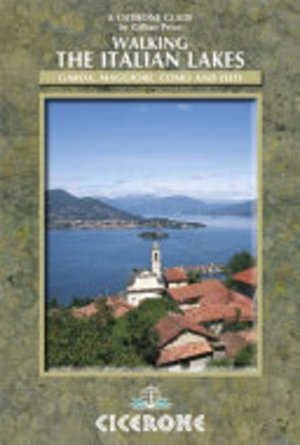Walking the Italian Lakes - Gillian Price