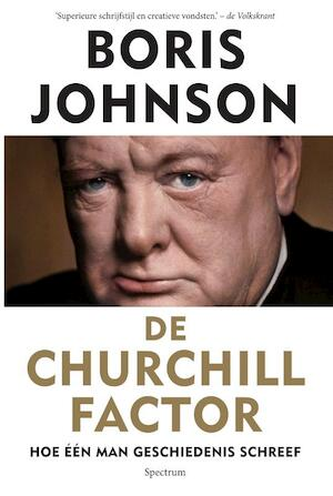 Churchill - Boris Johnson