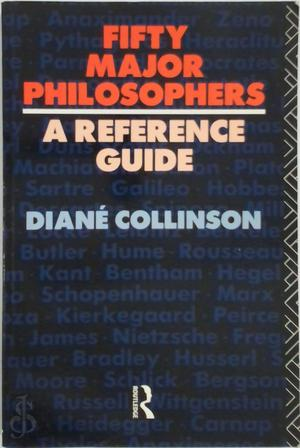 Fifty Major Philosophers - Diané Collinson
