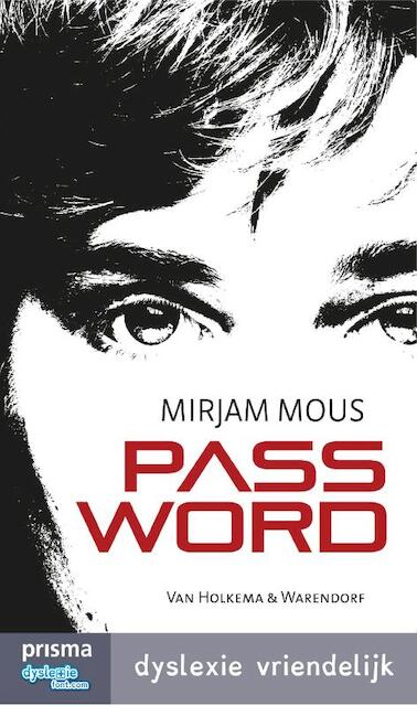 Password - Mirjam Mous