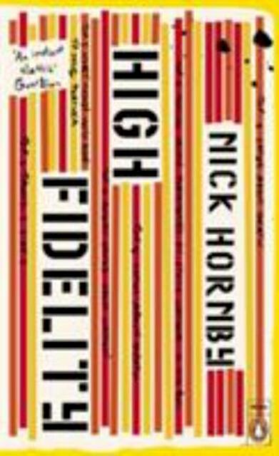 Penguin essentials High fidelity - nick hornby