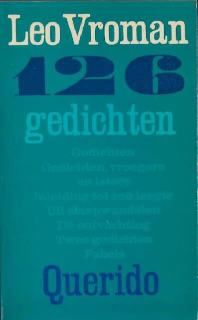 126 Gedichten De Slegte