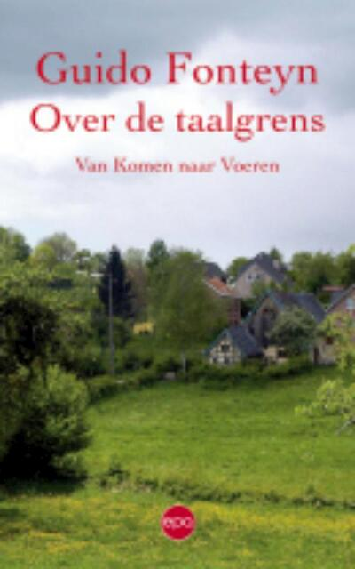 Over de taalgrens - Guido Fonteyn