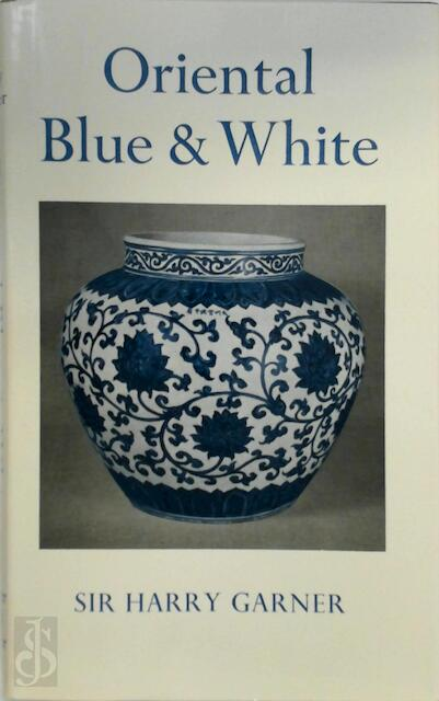Oriental Blue and White - Harry Garner