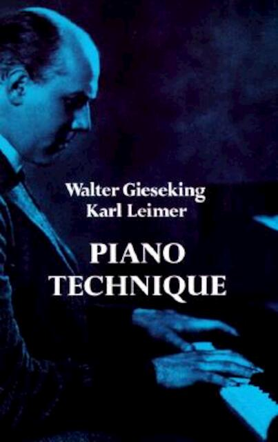 Piano Technique - Walter Gieseking