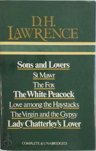 Sons and lovers - David Herbert Lawrence