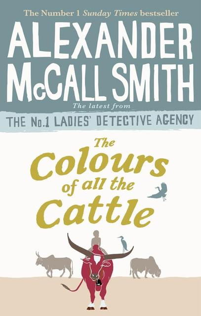 Colours of all the cattle - alexander smith