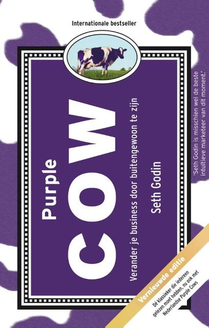 Purple Cow - Seth Godin