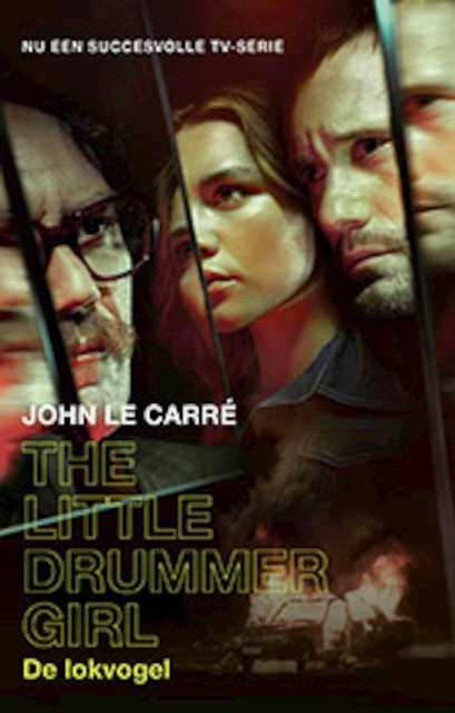 The Little Drummer Girl - John le Carré