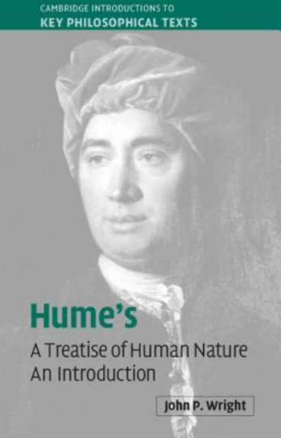 Hume's 'A Treatise of Human Nature' - John P. Wright