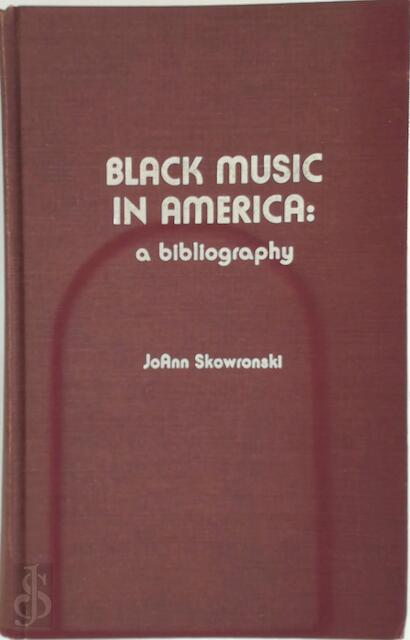 Black music in America - Joann Skowronski