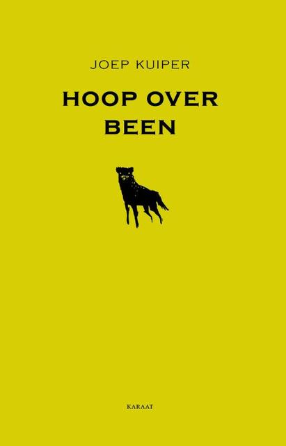 Hoop over been - Joep Kuiper