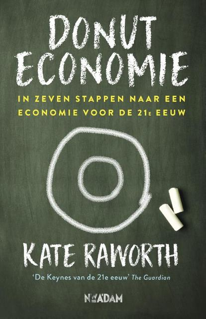 Donuteconomie - Kate Raworth
