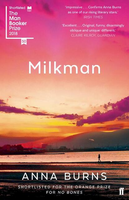 Milkman - Anna Burns