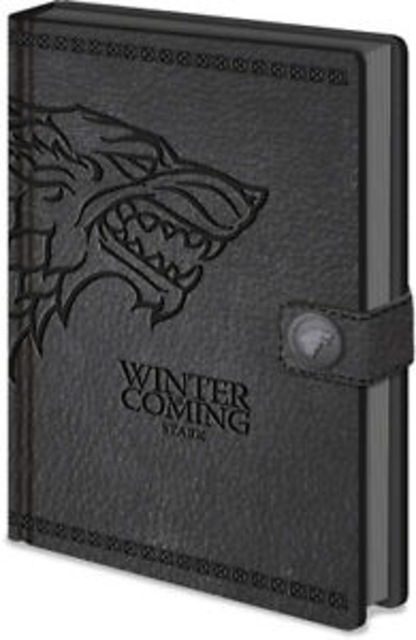 Winter Is Coming... - Notebooks Media