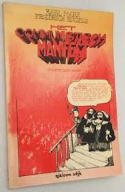 Het Communistisch Manifest Karl Marx Friedrich Engels