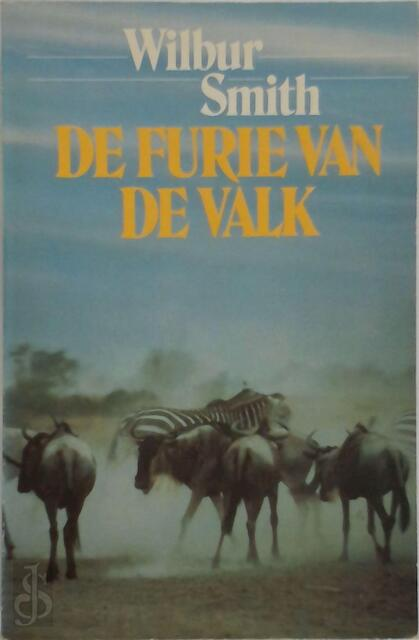 Furie van de valk - Wilbur Smith