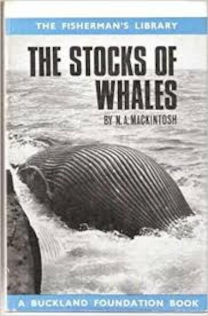 The Stocks of Whales - Neil Alison Mackintosh