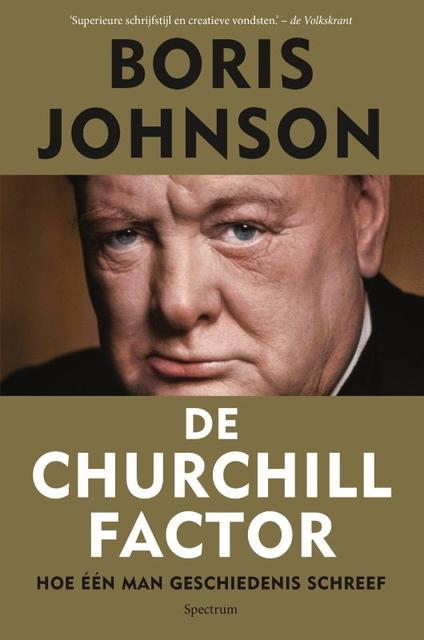De churchill factor - Boris Johnson