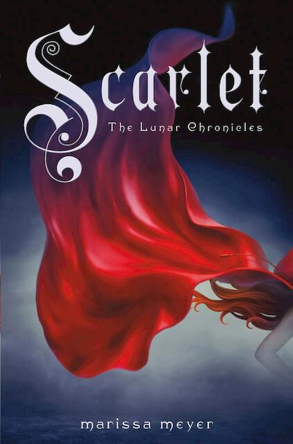 De Lunar chronicles Scarlet - Marissa Meyer