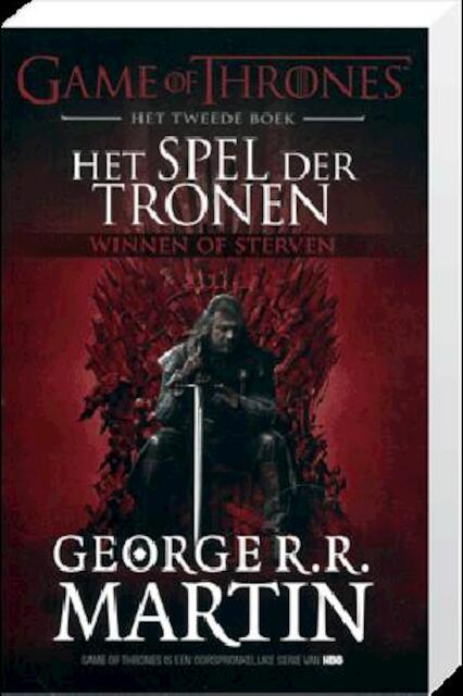 Winnen of sterven - George Martin