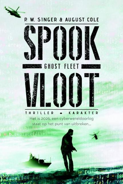 Spookvloot - P.W. Singer, August Cole
