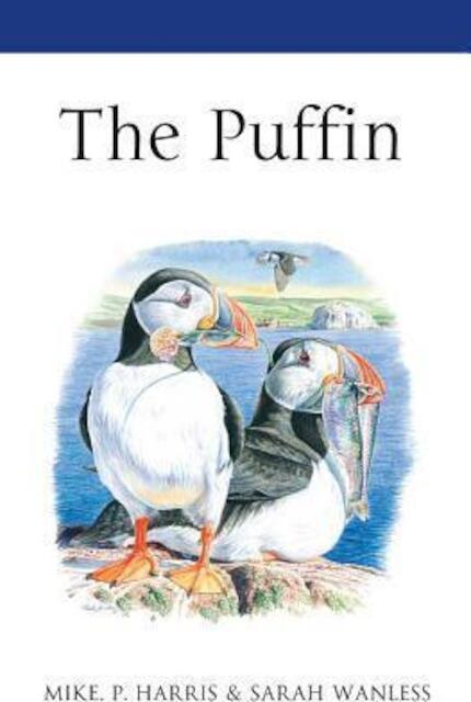 The Puffin - Mike P. Harris, Sarah Wanless