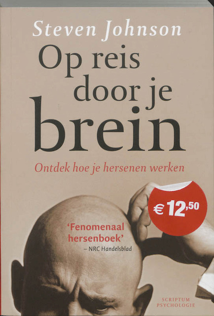 Op reis door je brein - Steven Johnson
