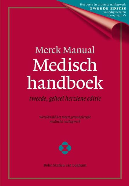 Merck Manual Medisch handboek -