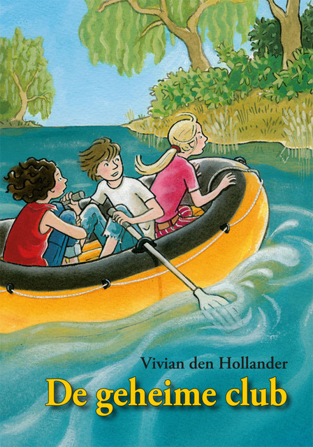 DE GEHEIME CLUB - Vivian den Hollander