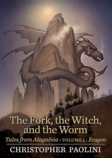 The Fork, the Witch, and the Worm - Christopher Paolini