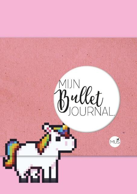 POCKET Mijn bullet journal eenhoorn - Nicole Neven
