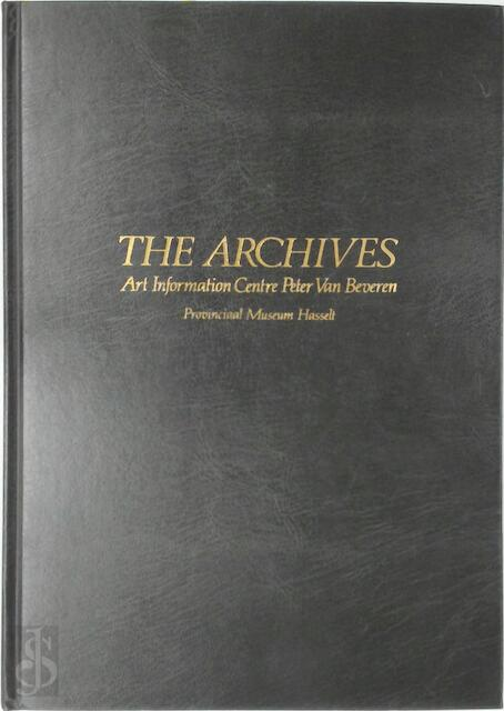 The Archives - Peter Van Beveren